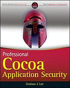 Professional Cocoa Application Security.