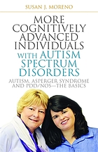 More cognitively advanced individuals with autism spectrum disorders : autism, Asperger syndrome and PDD/NOS-- the basics