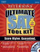 Peterson's ultimate new SAT tool kit