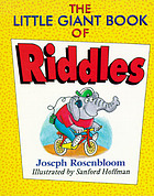 The little giant book of riddles