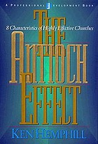 The Antioch effect : 8 characteristics of highly effective churches