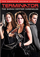 Terminator: the Sarah Connor chronicles. The complete second season