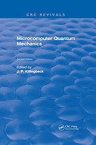 Microcomputer quantum mechanics