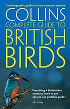 Collins complete British birds : photoguide