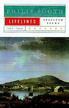 Lifelines : selected poems, 1950-1999