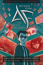 Artemis Fowl - the Arctic incident, the graphic novel