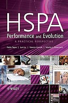 HSPA performance and evolution : a practical perspective