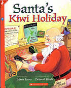 Santa's kiwi holiday