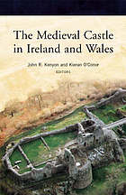 The medieval castle in Ireland and Wales : essays in honour of Jeremy Knight
