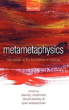 Metametaphysics : new essays on the foundations of ontology