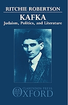 Kafka : Judaism, politics, and literature