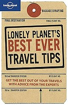 Best ever travellers' tips.