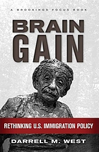 Brain Gain: Rethinking U.S. Immigration Policy cover image