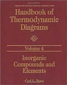Handbook of thermodynamic diagrams/ 1, Organic compounds C1 to C4.