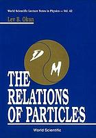 The relations of particles