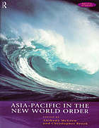 The Asia-Pacific in the new world order : a Pacific community?