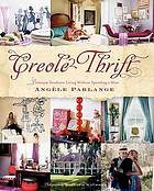 Creole thrift : premium southern living without spending a mint