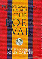 The National Army Museum book of the Boer War