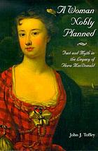 A woman nobly planned : fact and myth in the legacy of Flora MacDonald
