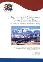 Safeguarding the uniqueness of the Colorado Plateau : an ecoregional assessment of biocultural diversity