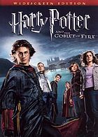 Harry Potter and the Goblet of Fire : [Year Four at Hogwarts]
