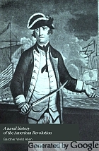 A naval history of the American Revolution,