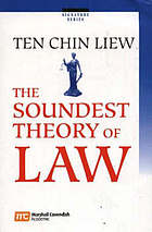 The soundest theory of law