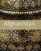 Afghanistan : a cultural history