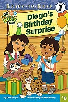 Diego's birthday surprise