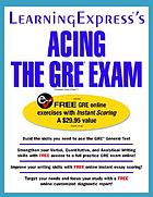 Acing the GRE.