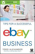 Check 100 : tips for a successful eBay business