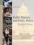 Public finance and public policy by  Jonathan Gruber