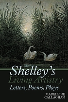 Shelley's living artistry : the poetry and drama of Percy Bysshe Shelley