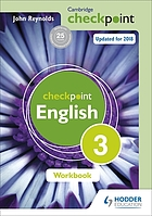 Cambridge Checkpoint English. Workbook 3