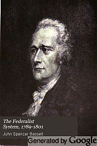 The Federalist System, 1789-1801,