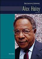 Alex Haley : author