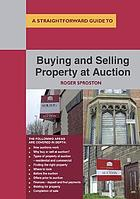 A straightforward guide to buying and selling property at auction