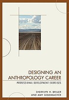 Designing an anthropology career : professional development exercises