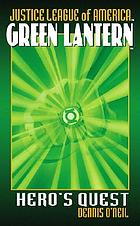Green lantern : hero's quest