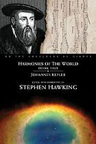 Harmonies of the world. Book five