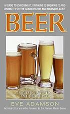 Beer : domestic, imported, and home brewed