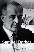 Samuel Barber : a guide to research