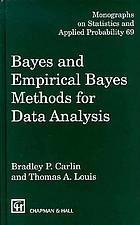 Bayes and empirical Bayes methods for data analysis
