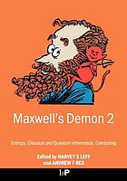 Maxwell's demon 2 : entropy, classical and quantum information, computing