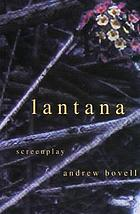 Lantana : original screenplay : based on his play, Speaking in tongues