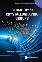 Geometry of crystallographic groups