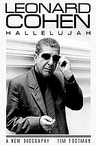 Leonard Cohen : hallelujah : a new biography