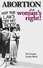 Abortion is a woman's right! : articles