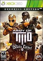 Army of two. The devil's cartel.