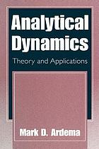 Analytical dynamics : theory and applications